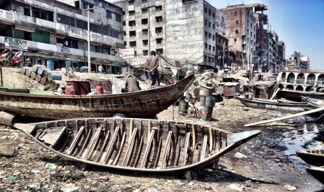 Buriganga Flotsam